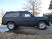 Chevrolet S-10 V8 1985 - Chevrolet S-10