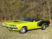 1971 PLYMOUTH Plymouth Barracuda ' Cuda Convertible