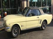 1966 Ford Ford Mustang MUSTANG CONVERTIBLE