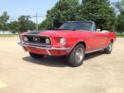 1968 Ford Mustang Ford Mustang MUSTANG CONVERTIBLE