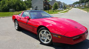1990 Chevrolet Corvette EARLY PRODUCTION -ZR1 CPCPEP