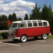 1964 Volkswagen Bus Vanagon Samba Deluxe