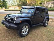 2014 Jeep Wrangler Sport Unlimited JK