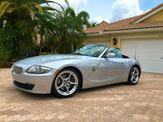 2006 BMW Z4Roadster 3.0si Convertible 2-Door