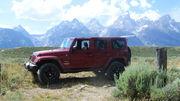 2012 Jeep WranglerUnlimited Sahara Sport Utility 4-Door