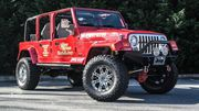 2001 Jeep Wrangler 4-DOOR UNLIMITED