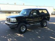 1996 Ford Bronco Ford,  Bronco,  XLT,  Sport,  4x4, V8,  2DR,  SUV,  Blazer