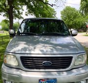 2002 Ford F-150 70955 miles