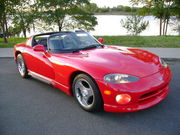 1994 Dodge Viper 24322 miles