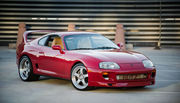 1995 Toyota Supra Twin Turbo Hatchback 2-Door