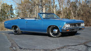 1966 Chevrolet Chevelle Convertible Muscle Car