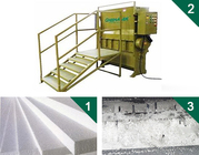 Good quality GREENMAX Foam Polystyrene Crusher