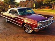 1964 Chevrolet Impala Convertible Show Quality