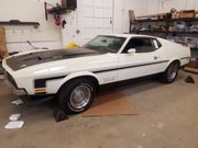 1971 Ford Mustang 999999 miles