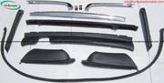 Mercedes W107 SL bumper stainless steel (280SL,  380SL,  450SL)