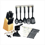 41 Piece Cutlery Set
